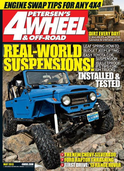 4 Wheel & Off-Road Cover - 5/1/2013