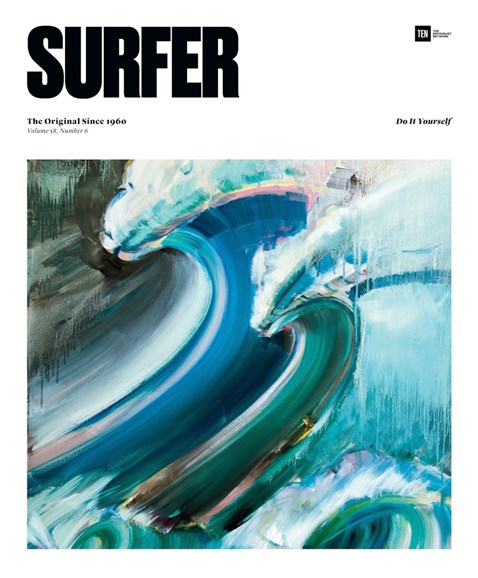 Surfer Cover - 10/1/2017