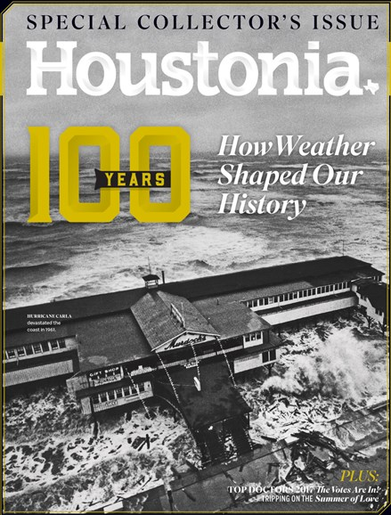 Houstonia Cover - 8/1/2017