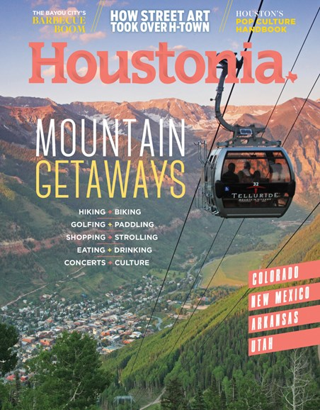 Houstonia Cover - 7/1/2017