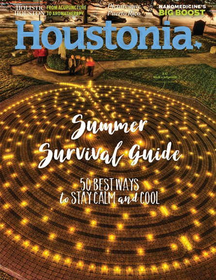 Houstonia Cover - 6/1/2017