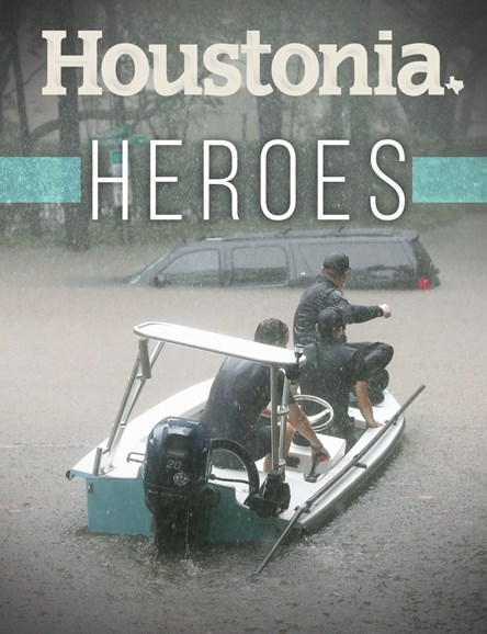 Houstonia Cover - 10/1/2017
