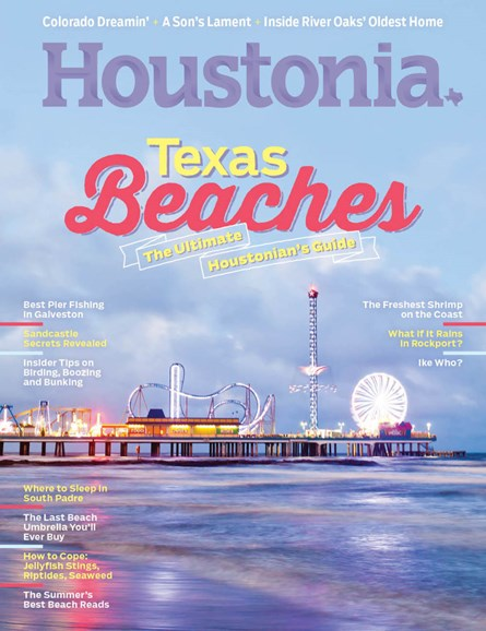 Houstonia Cover - 7/1/2013