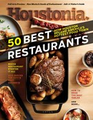 Houstonia Magazine 10/1/2013