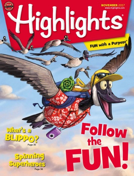 Highlights Cover - 11/1/2017
