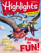 Highlights Magazine 11/1/2017