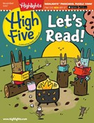 High Five Magazine 11/1/2017