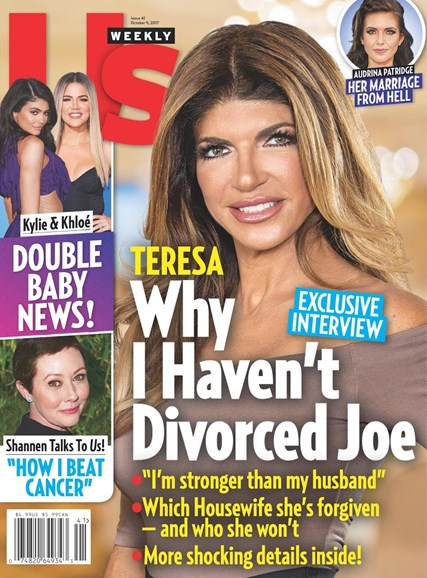 Us Weekly Cover - 10/9/2017