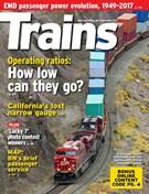 Trains Magazine 11/1/2017