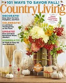 Country Living Magazine 11/1/2017