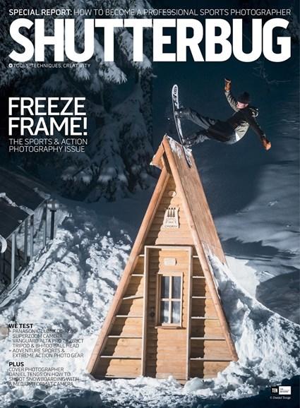 Shutterbug Cover - 11/1/2017