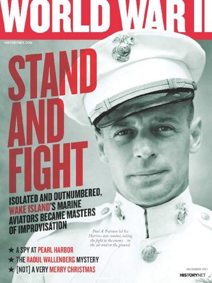 World War II Cover - 12/1/2017