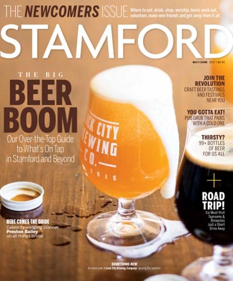 Stamford Magazine Cover - 6/1/2017