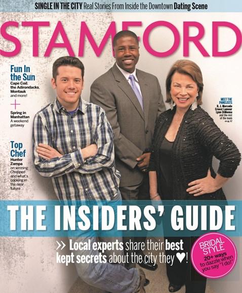 Stamford Magazine Cover - 5/1/2014