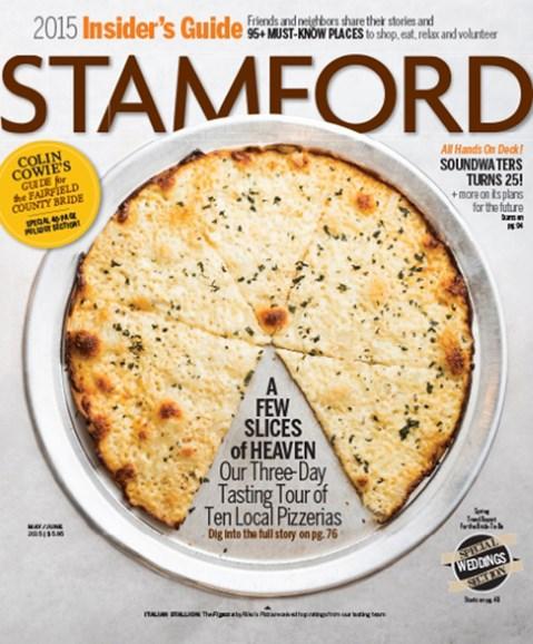 Stamford Magazine Cover - 5/1/2015