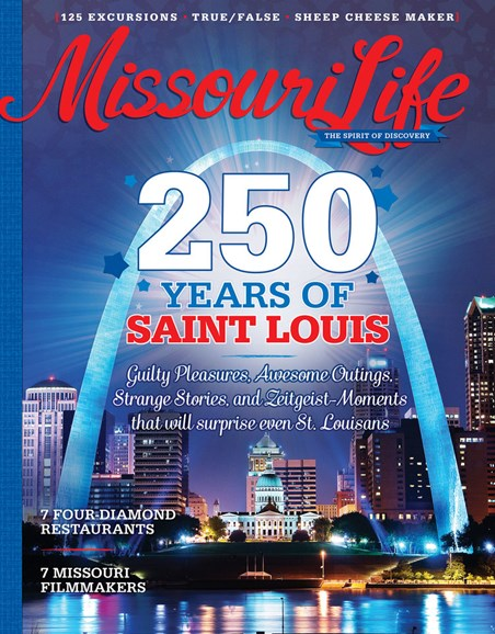 Missouri Life Cover - 2/1/2014