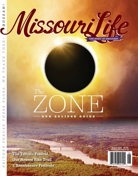 Missouri Life Cover - 8/1/2017