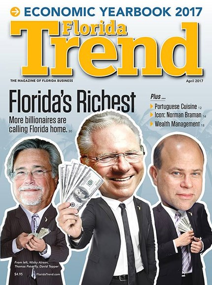 Florida Trend Cover - 4/1/2017