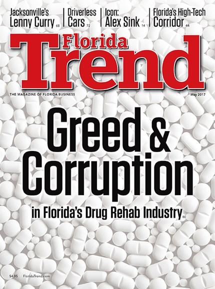 Florida Trend Cover - 5/1/2017