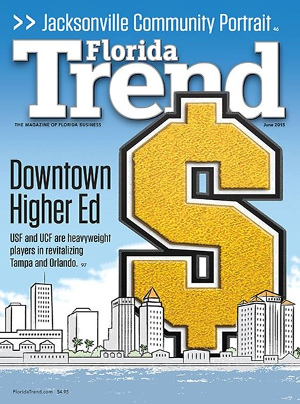 Florida Trend Cover - 6/1/2015