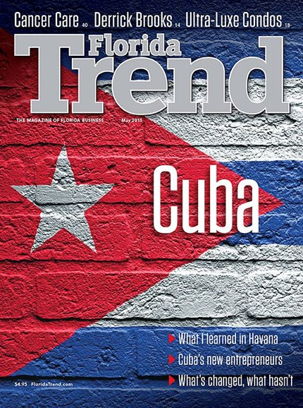 Florida Trend Cover - 5/1/2015