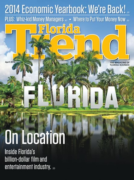 Florida Trend Cover - 4/1/2014