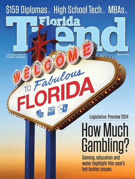Florida Trend Cover - 3/1/2014