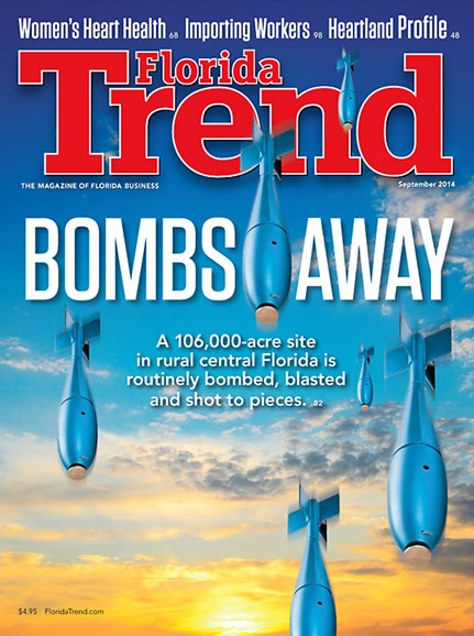 Florida Trend Cover - 9/1/2014