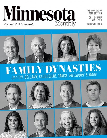 Minnesota Monthly Cover - 10/1/2017