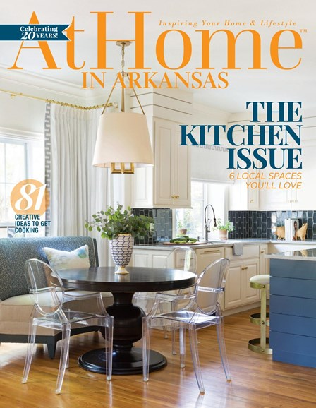 At Home In Arkansas Cover - 9/1/2017