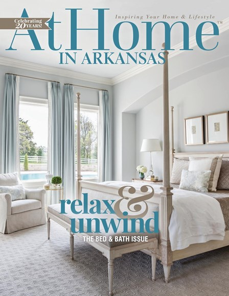 At Home In Arkansas Cover - 6/1/2017