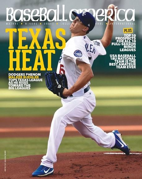 Baseball America Cover - 10/6/2017