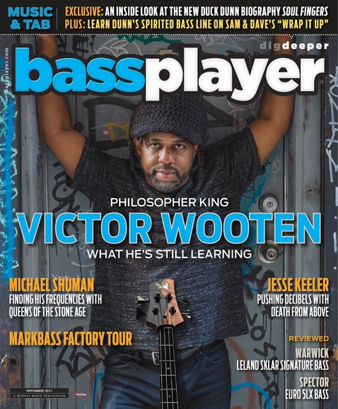 Bass Player Cover - 11/1/2017