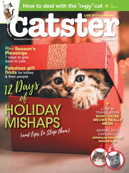 Catster Cover - 11/1/2017