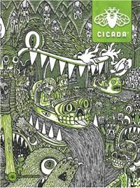 Cicada Magazine   9/1/2017 Cover