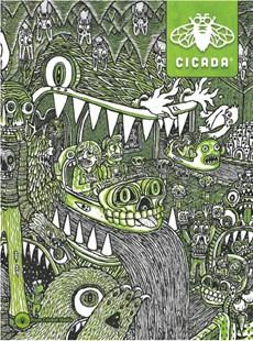 Cicada   9/2017 Cover