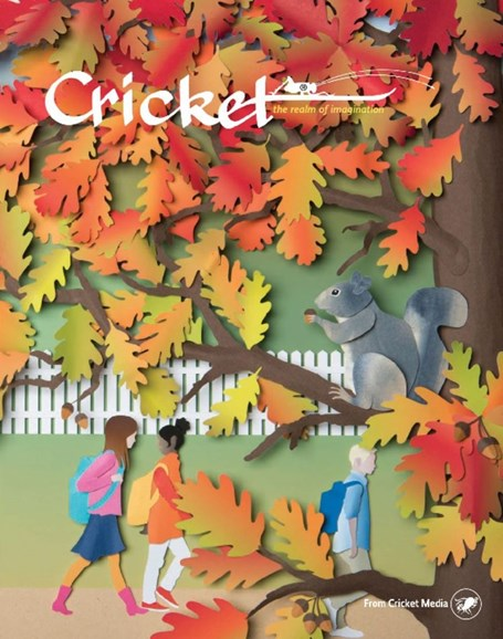 Cricket Cover - 9/1/2017
