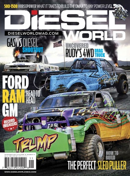 Diesel World Cover - 11/1/2017