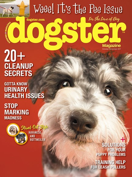 Dogster Cover - 10/1/2017