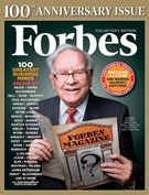 Forbes Magazine 9/28/2017