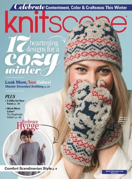 Knitscene Cover - 12/1/2017