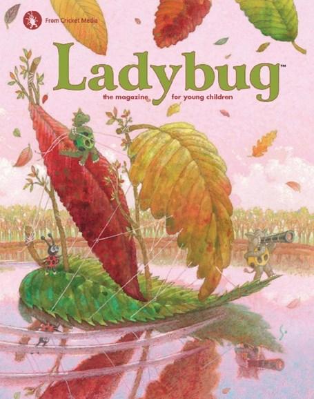Ladybug Cover - 10/1/2017