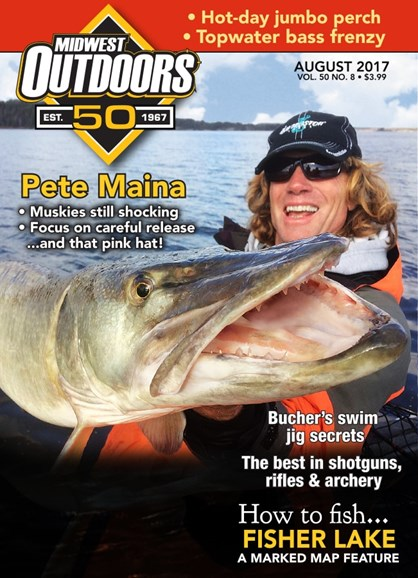 Midwest Outdoors Cover - 8/1/2017