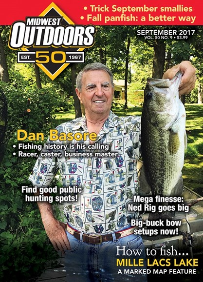 Midwest Outdoors Cover - 9/1/2017