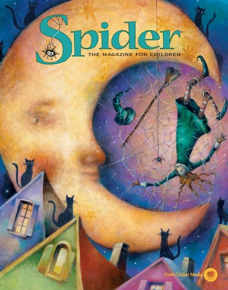 Spider Cover - 10/1/2017