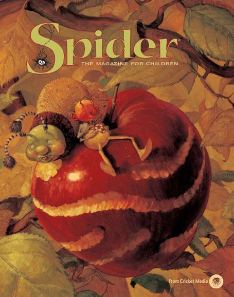 Spider Cover - 9/1/2017