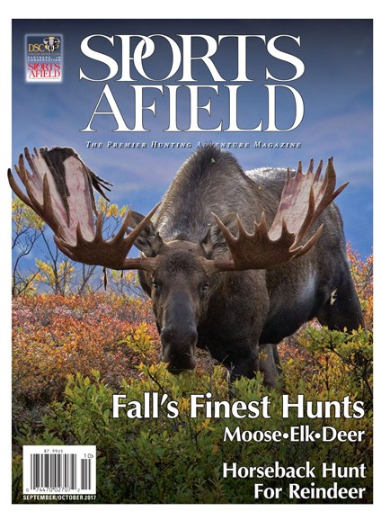 Sports Afield Cover - 9/1/2017