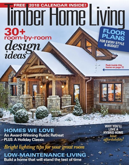 Timber Home Living Cover - 11/1/2017