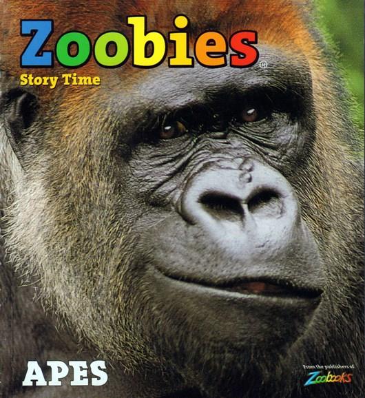 Zoobies Cover - 6/1/2017