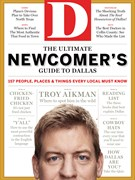 Dallas Magazine 4/1/2016